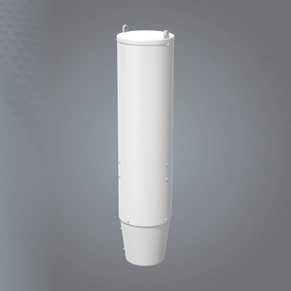"""14"""" Pole Top Antenna Concealment Canister"""